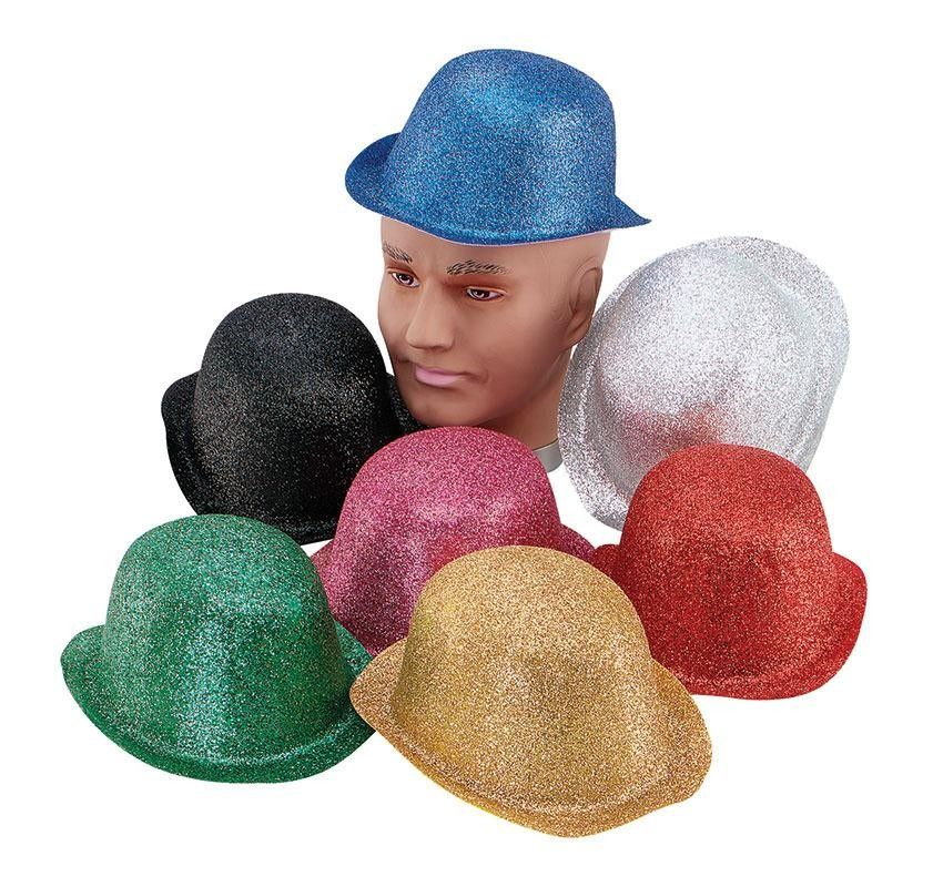 Assorted Glitter Hats
