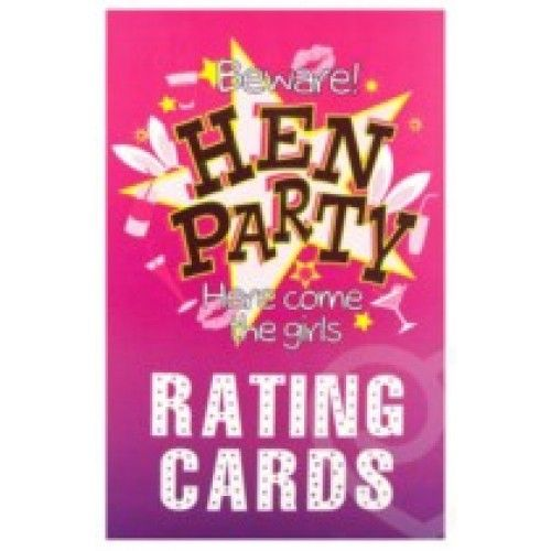 Rating Cards