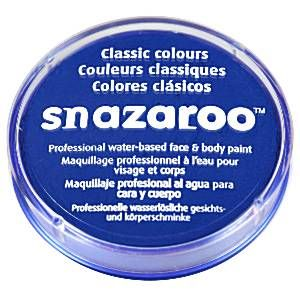 Snazaroo Royal Blue Face Paint 18ml