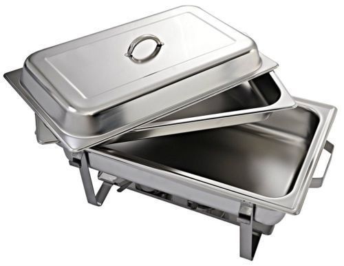 Stainless Steel Chafer Trays
