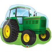 Tractor Glass 35""